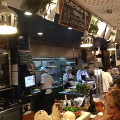 Cocina-Barra