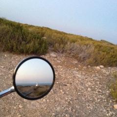Camino al Cap de Babaria