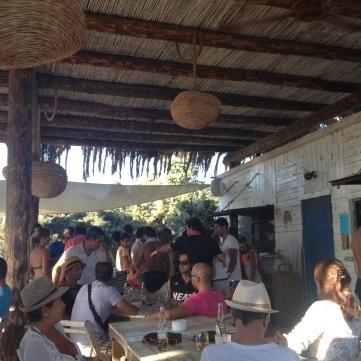 Chiringuito Beso Beach