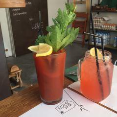 Bloody Mary y Limonada casera