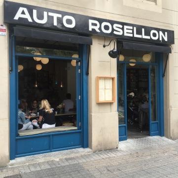 Fachada Auto Rosellón