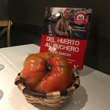 """Tomate """"feo"""" de Tudela."""