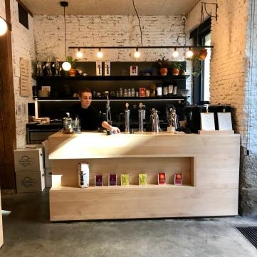 Máquina de café Mod Bar de Misión Café