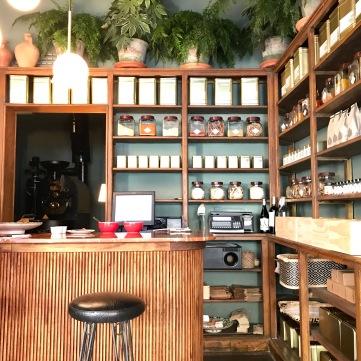 Hierbas aromáticas+especias+tés+cafés de Café Angélica.