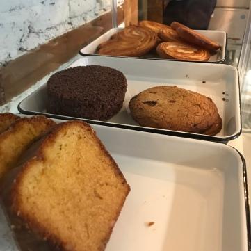 Bizcochos + cookies + palmeras Homemade. Misión Café.