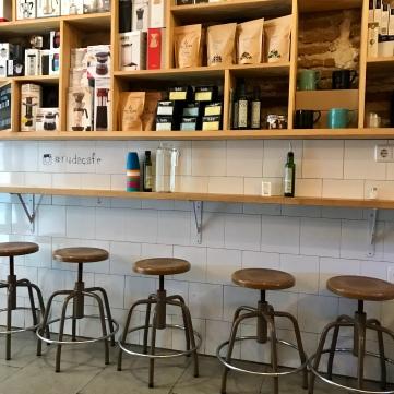 Local de Ruda Café